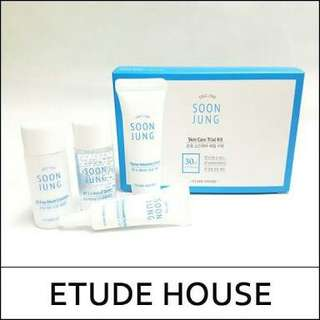 Etude House Soon Jung Sample Kit