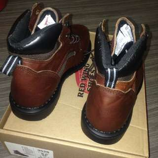 Red Wings Safety Boots