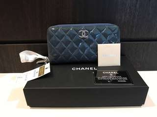 Authentic Chanel long Wallet