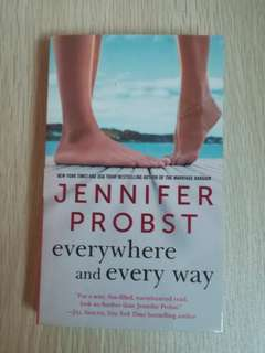 Everywhere and Every Way - Jennifer Probst