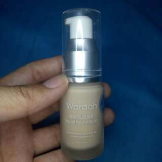 Wardah Exclusive Liquid Foundation 03