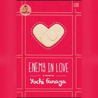 Ebook Enemy In Love
