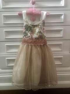 Floral Princess Dress