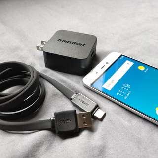 PRICEDROP!!! Xiaomi Mi5 w/ FREE Tronsmart QC3 wall charger & Remax typeC Cable