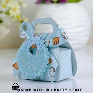 [PO] Blue Baby Shower Boxes