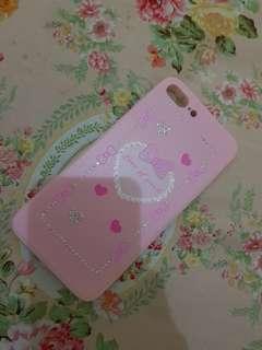 Case Diamond Iphone 7+