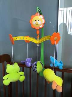 New Baby Musical Mobile