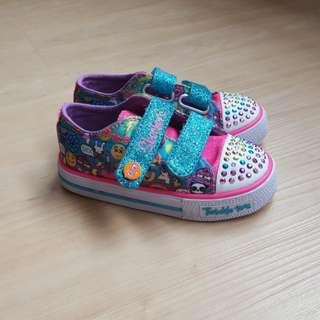 SKECHERS KIDS Twinkles shoes