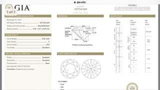 GIA 3.02CT DIAMOND