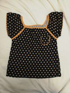 Cotton On Kids Girl Top (Size 4)