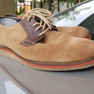 Used Clarks Suede UK10