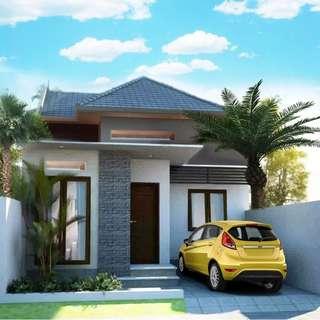 Rumah TownHouse Golden Eight