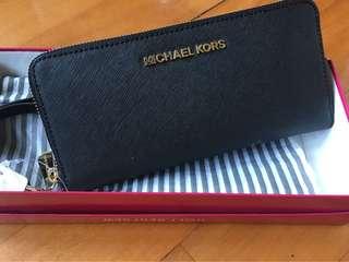 Michael Kors 銀包 wallet 全新未用過