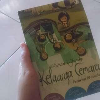 Buku Keluarga Cemara