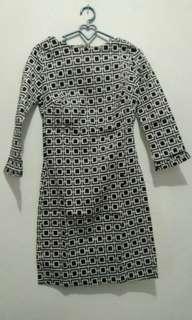 Mini dress / baju terusan