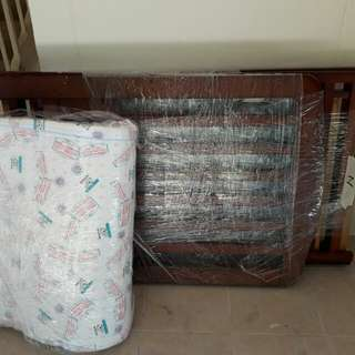 solid wood baby crib