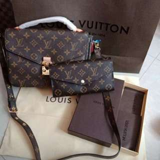 LV BAGS & WALLET COMBO
