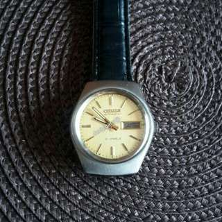 CITIZEN AUTOMATIC  17 JEWELS