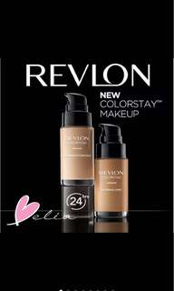 REVLON COLOR STAY FOUNDATION 30ml