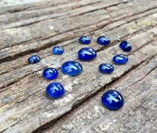 Burma Mogok  unheated Ruby / blue sapphire,