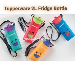 Tupperware Fridge bottle 2L