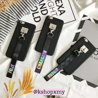 Stray Kids Holographic Hook On Strap