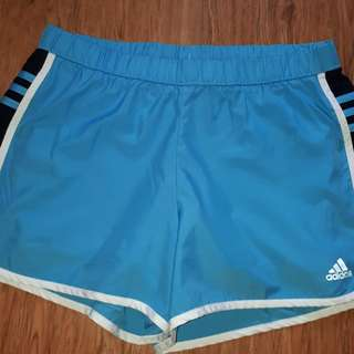 Authentic Adidas Shorts w/cycling for women