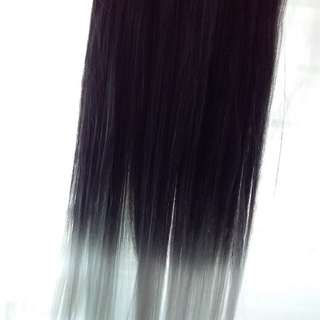Ombre 5 Clip Hair Extension