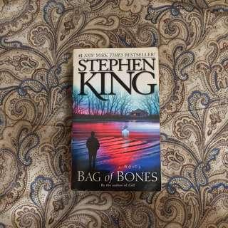 STEPHEN KING: BAG OF BONES