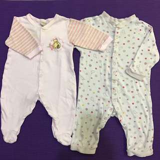 Sleepsuit for 3-6 months baby girl