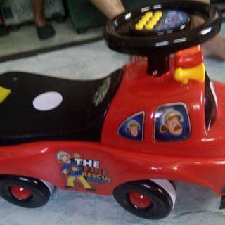 Kid Ride-on Car