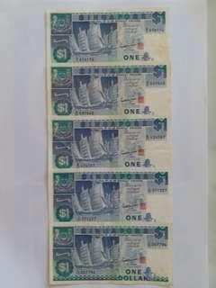 Ship Series $1