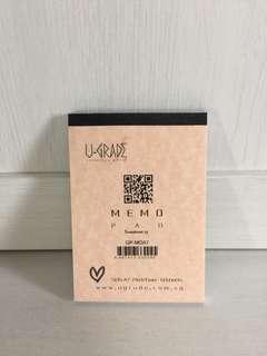 Memo Pad (new)