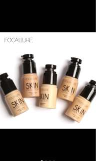 FOCALLURE FOUNDATION 30ml