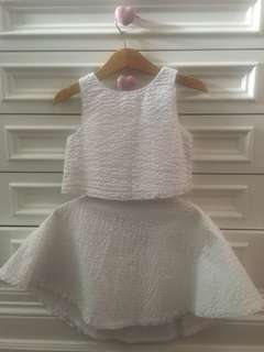Polo Ralph Lauren White Tops & Skirts