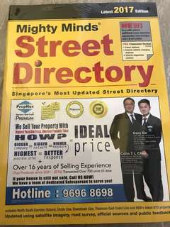 Street Directory (New in wrapped)