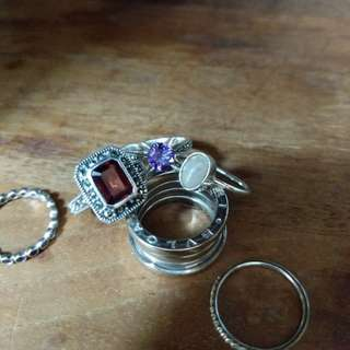Ring Collection for Sale