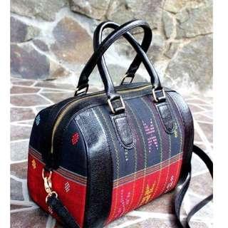 Tunic Polka Hand Bag