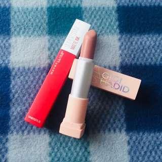 Maybelline Lipsticks Bundle