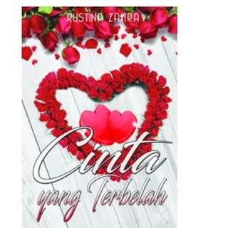 Ebook Cinta Yang Terbelah - Rustina Zahra