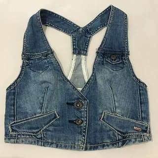 MANGO Vest Jeans