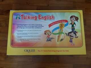 Grolier Talking English (Pre-loved)