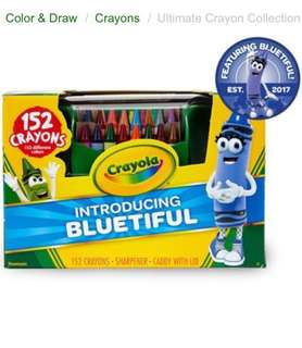 Brand New Crayola Ultimate Crayon Collection