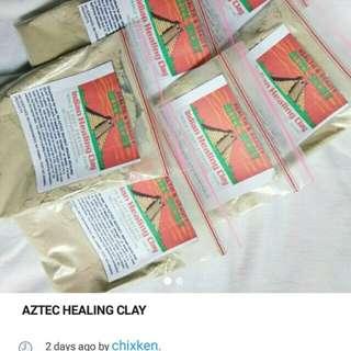 6 pcs AZTEC HEALING CLAY