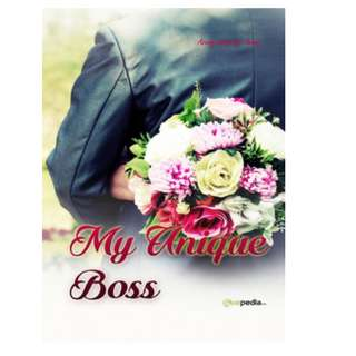 Ebook My Unique Boss - Anny Indarty (AAN)
