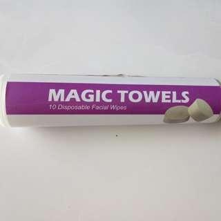 Preloved Magic Towel Jafra (Pembersih Wajah)