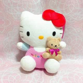 Hello Kitty Plush - Big