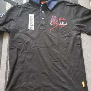 Exclusive Superdry shirt