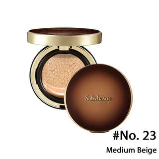 Sulwhasoo perfecting cushion Intense, colour 23