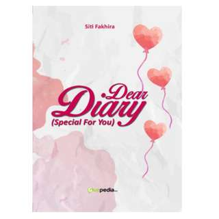 Ebook Dear diary (special for you) - Siti Fakhira